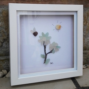 Busy Bee Seaglass Picture
