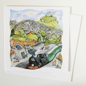 Dorset Greeting Cards