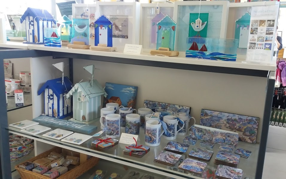 Hengistbury Head Visitor Centre Handmade Gifts